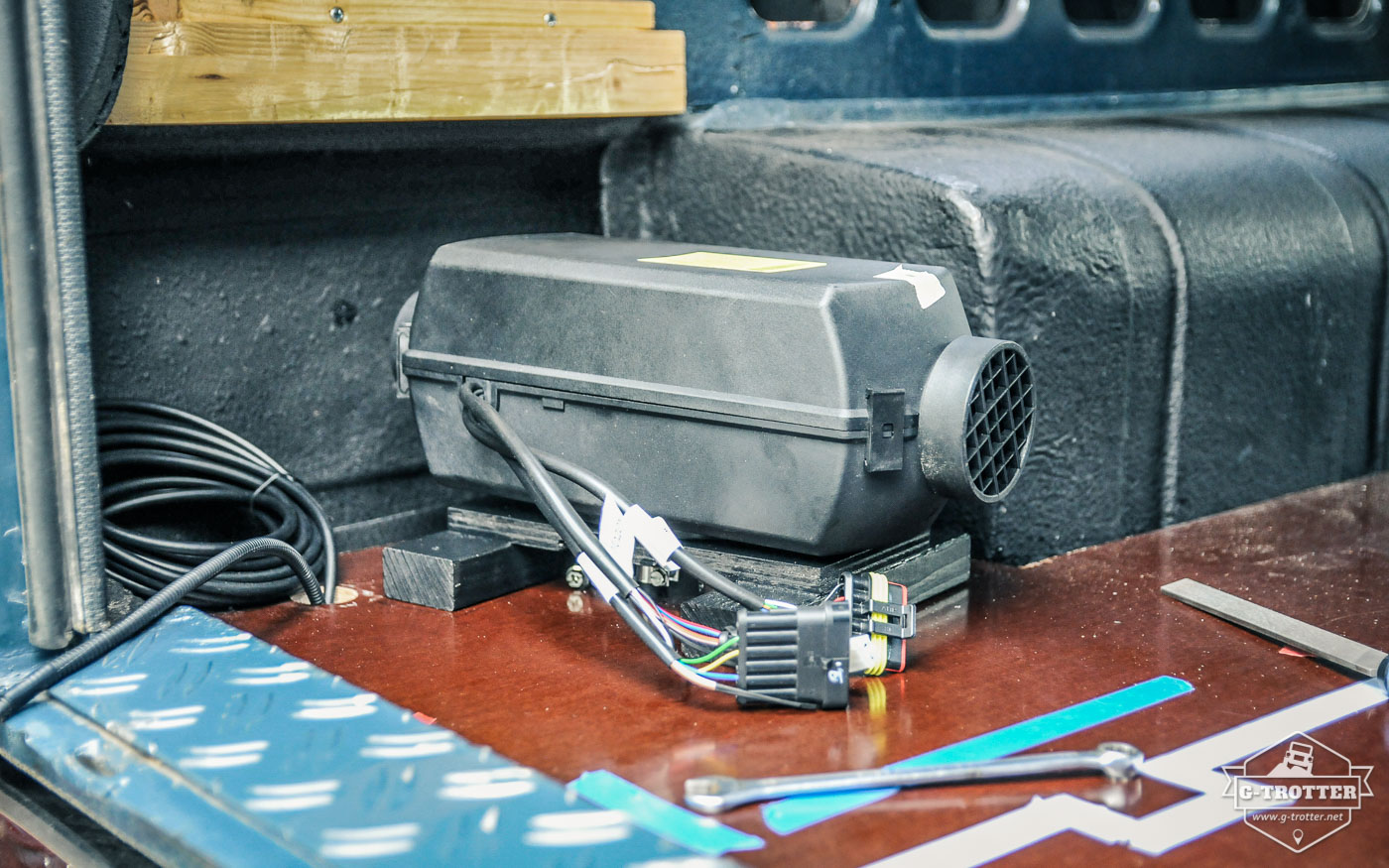 equipment planar 2d diesel luftstandheizung. Black Bedroom Furniture Sets. Home Design Ideas