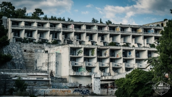 Lost Place: Kupari | Bild 1