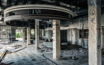 Lost Place: Kupari | Bild 3