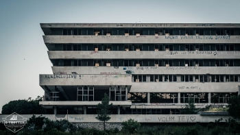 Lost Place: Kupari | Bild 9