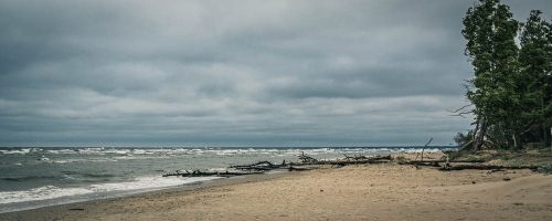 The underestimated magnificence of Latvia`s shore