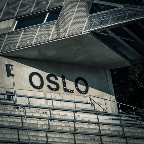 O like in Oslo